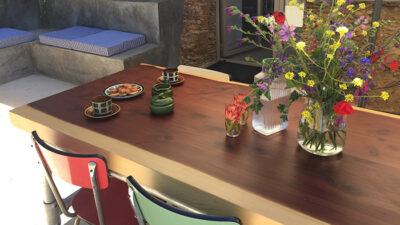 2 bedroom apartment/terrace