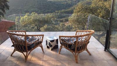 apartment 40 m2/terrace
