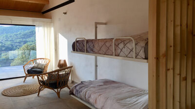 apartment 40 m2/folding bed